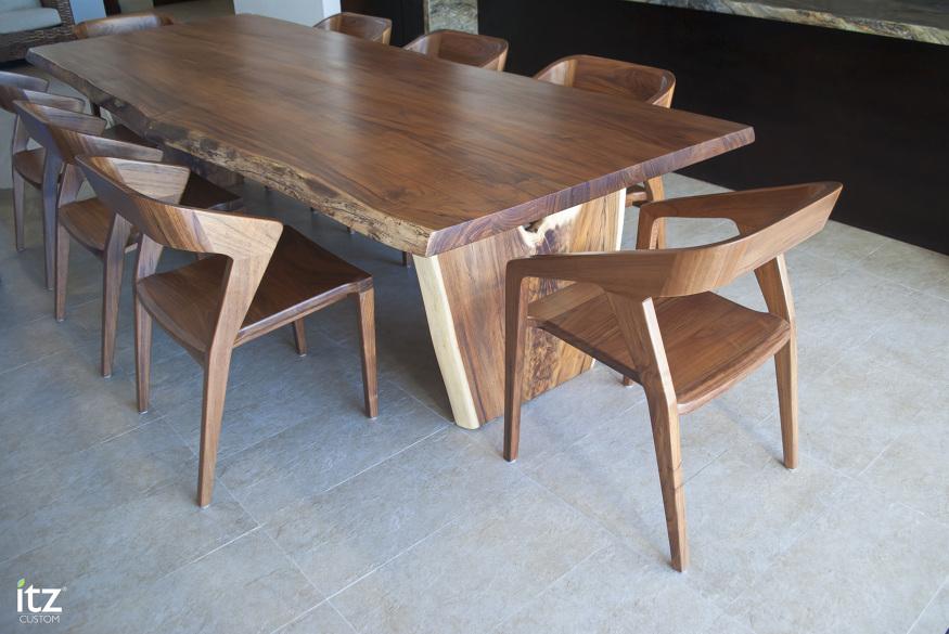 Tzalam dining Table ITZ Mayan Wood Furniture : Mesa20Tzalam20Horqueta2005875 from cargocollective.com size 875 x 585 jpeg 212kB